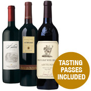 Napa Valley Cabernet Wine Tasting Trio ($169.99)