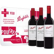 (Penfolds) RED Wine Trio ($39.99)