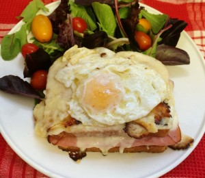The Croque Madame