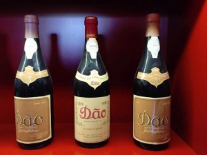 Old school labels, new school winemaking in Portugal's Dao region