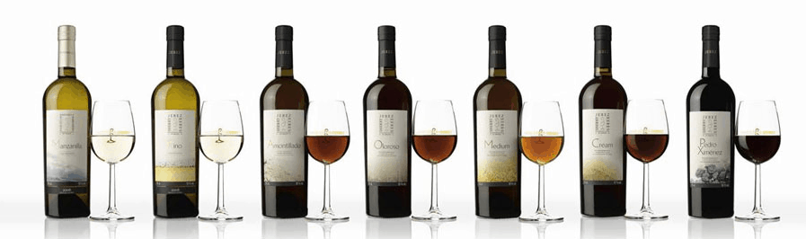 Styles of Sherry | Source: Sherry.org